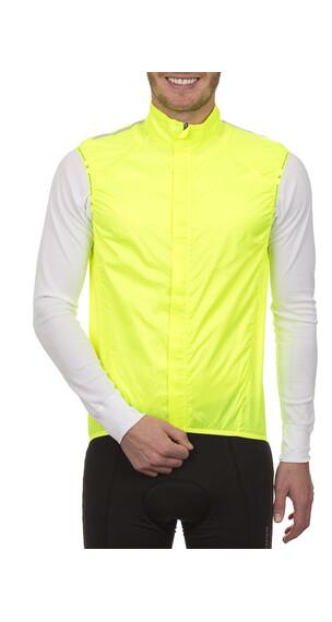 Endura Pakagilet fietsvest geel
